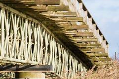桥梁基础 库存照片