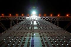 桥梁布里斯班故事 免版税库存图片