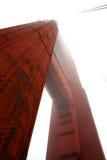 桥梁弗朗西斯科门金黄圣 图库摄影