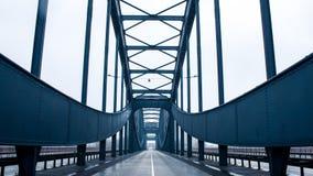 桥梁德国汉堡 免版税库存照片