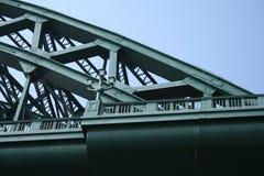 桥梁新堡 免版税库存图片