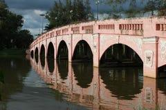 桥梁普吉岛 库存图片