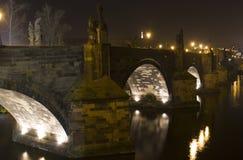 桥梁查尔斯 免版税库存图片