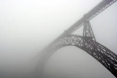 桥梁波尔图 免版税库存照片