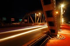 桥梁泰国业务量 免版税库存照片