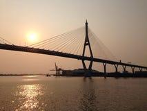 桥梁泰国 免版税库存照片