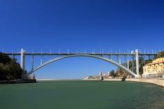 桥梁混凝土 免版税库存图片