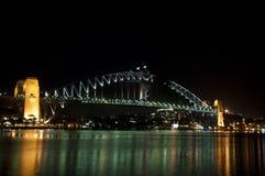 桥梁港口系列悉尼 库存照片