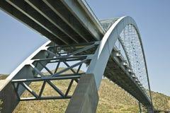 桥梁湖罗斯福 免版税库存照片
