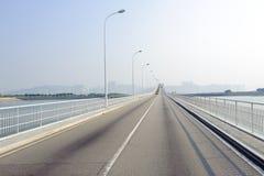 桥梁澳门 免版税库存图片