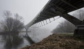 桥梁生活 免版税库存图片