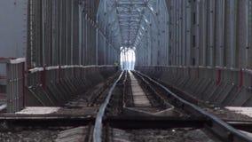 桥梁的工作者 影视素材