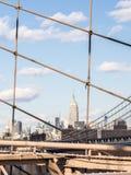 从桥梁的帝国 图库摄影