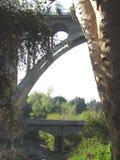 桥梁科罗拉多街道 库存照片