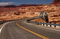 桥梁科罗拉多 免版税库存照片