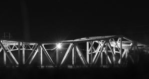 桥梁窃取 图库摄影