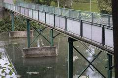 桥梁窃取 库存图片