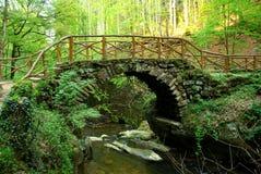 桥梁童话 免版税库存图片