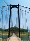 桥梁绳索 图库摄影