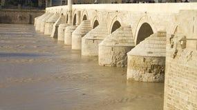 桥梁罗马的科多巴 库存图片