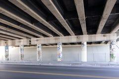 桥梁艺术迈阿密 库存图片