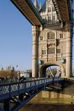 桥梁英国伦敦塔 免版税库存图片