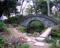 桥梁英尺石工 库存照片