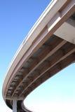 桥梁范围 免版税库存图片