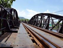 桥梁记忆 库存图片
