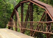 桥梁路轨 库存照片