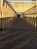桥梁路 库存照片