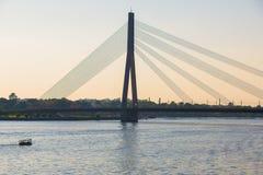 桥梁里加 图库摄影