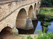 桥梁里士满塔斯马尼亚岛 免版税库存照片