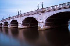 桥梁金斯敦 免版税图库摄影