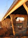 桥梁,立陶宛 库存图片