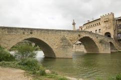 桥梁巴尔德罗夫雷斯 免版税库存照片