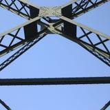 桥梁结构 图库摄影