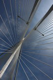 桥梁建筑学设计 免版税库存照片