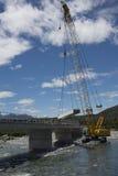 桥梁建筑者 免版税库存照片
