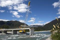 桥梁建筑者 库存图片