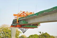 桥梁建筑 图库摄影