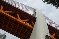 桥梁细节 免版税库存图片