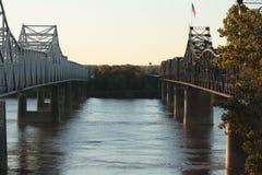 桥梁 库存图片