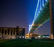 3桥梁 免版税库存图片