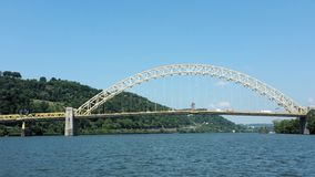 桥梁 图库摄影