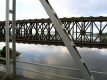 桥梁 免版税库存照片