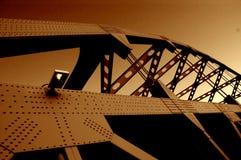 桥梁duquesne ft 库存图片