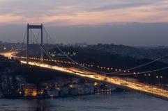 桥梁fatih伊斯坦布尔mehmet苏丹火鸡 库存图片