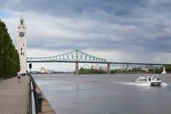桥梁Jaque -卡地亚 免版税库存照片
