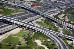 桥梁No5扎耶德Road回教族长 免版税图库摄影